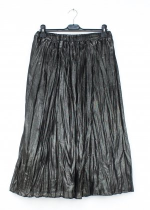 Twin set Pleated Skirt multicolored polyester