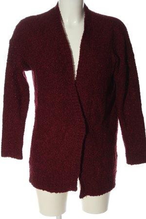 Twintip Cardigan rosso stile casual