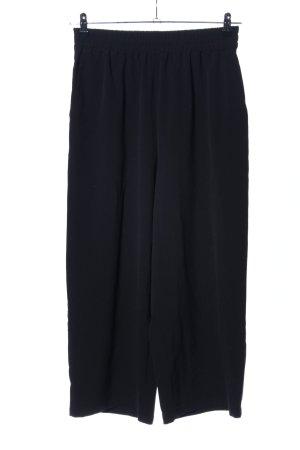 Twintip Culottes schwarz Casual-Look