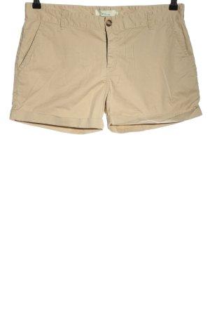 Twintip Pantaloncino a vita alta bianco sporco stile casual