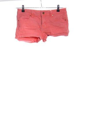 Twintip Jeansshorts hellorange Casual-Look