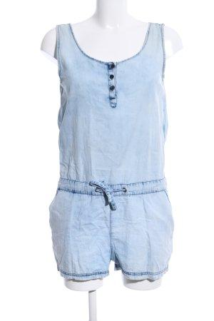 Twintip Jumpsuit blau Casual-Look