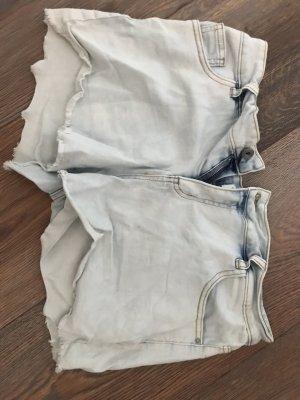 Twintip Hot Pants light blue