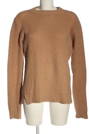 Twist & Tango Pullover a maglia grossa marrone stile casual