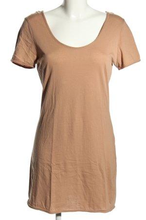Twist & Tango Abito jersey marrone stile casual