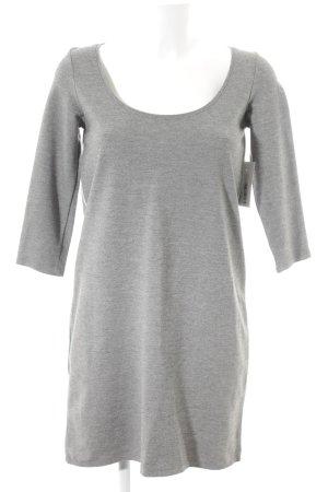 Twist & Tango Abito jersey grigio-turchese stile casual