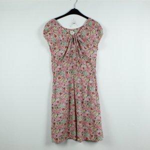 Twist & Tango Kleid Gr. 36 bunt Blumenmuster (19/11/461)