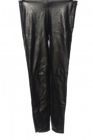 Twist & Tango Faux Leather Trousers black casual look
