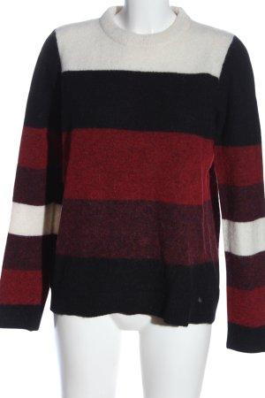 Twist & Tango Maglione di lana motivo a righe stile casual