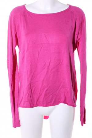 Two blue Sisters Longsleeve pink Casual-Look