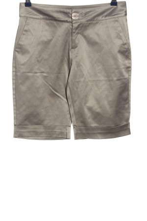 Two By Two Bermudas light grey casual look