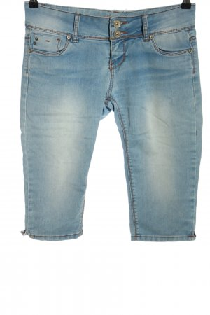 two days later Shorts blau Casual-Look