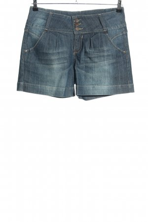 two days later Jeansshorts blau Casual-Look