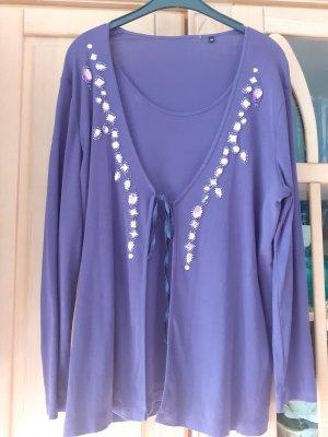 Fabiani T-Shirt dark violet-blue violet