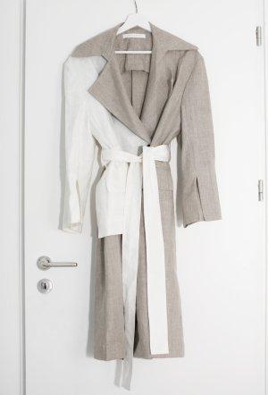 Trench Coat white-beige