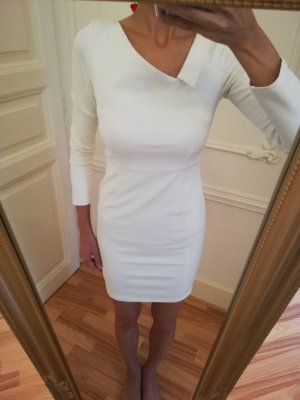 TWO way wearable white dress