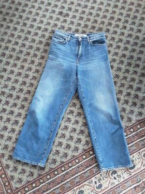Jeans svasati grigio ardesia