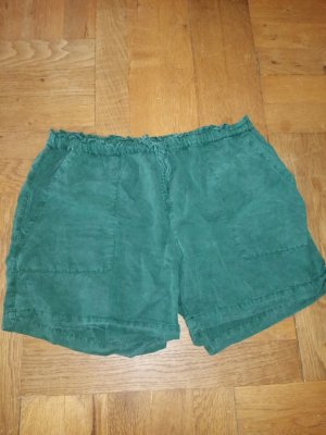 Twothirds High-Waist-Shorts multicolored lyocell