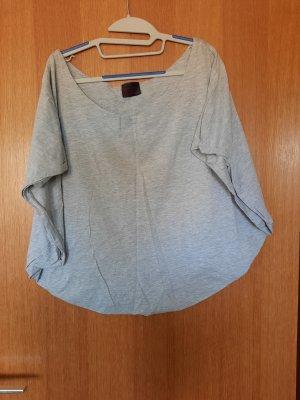 censured Oversized Shirt light grey