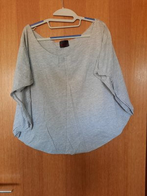 censured Top extra-large gris clair