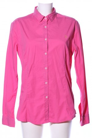 U.s. polo assn. Langarmhemd pink Casual-Look