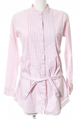 U.s. polo assn. Langarmhemd pink Streifenmuster Elegant