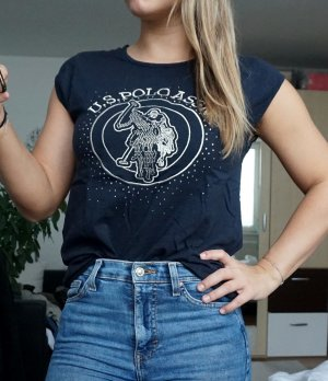 U.S. Polo Assn. Shirt dunkelblau