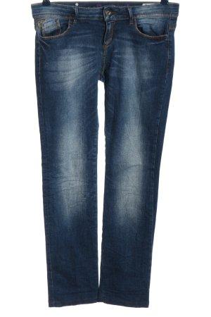 U.s. polo assn. Jeans a gamba dritta blu stile casual