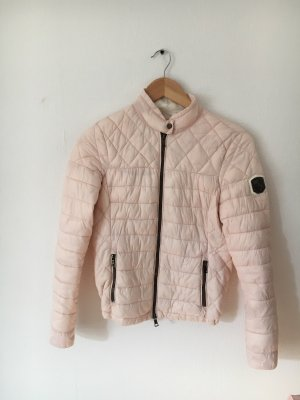 Amisu Quilted Jacket pink