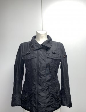 Peuterey Outdoor jack zwart-grijs