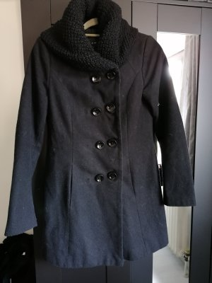 Amisu Coat Dress black