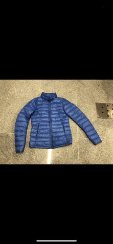 America Today Between-Seasons Jacket blue-neon blue