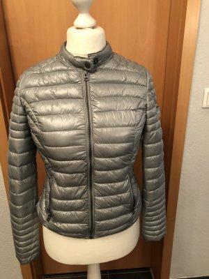 Amisu Short Jacket silver-colored