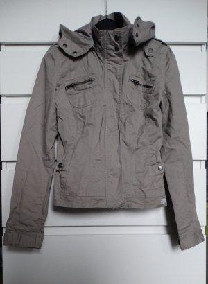 Übergangsjacke aus Baumwolle S/36-38