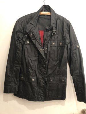 Übergangsjacke/ dünne Jacke schwarz, Gr. S 36/38, crane