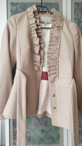Alexander Wang for H&M Overgangsjack licht beige