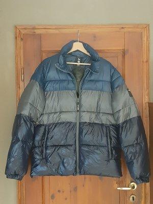 Übergangsjacke  Jacke von REPLAY, Gr.XL 42, Grau, Blau