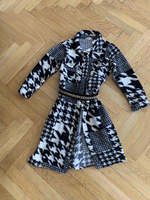 100% Fashion Płaszcz przejściowy Wielokolorowy