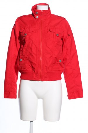 for friends only Übergangsjacke rot Casual-Look