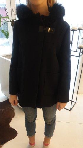 Übergangsjacke, schwarz, Größe S