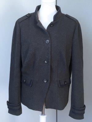 Boden Pea Jacket dark grey-dark blue