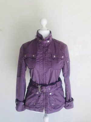 mabrun Safari Jacket blue violet