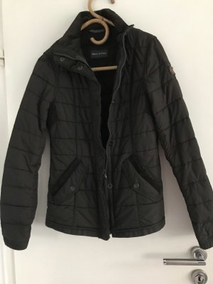 Marco Polo College Jacket dark brown
