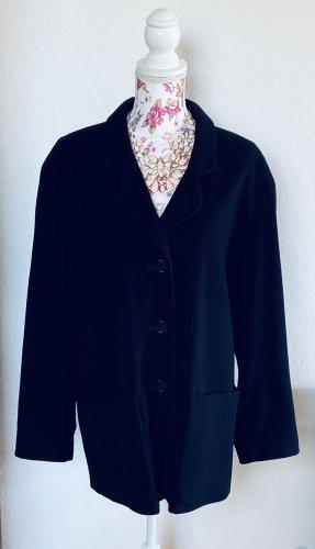 Lange blazer blauw Kasjmier