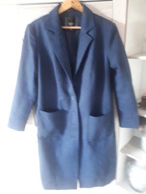 bpc bonprix collection Long Jacket dark blue