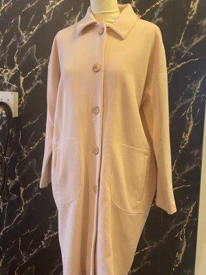 ASOS DESIGN Between-Seasons-Coat pink
