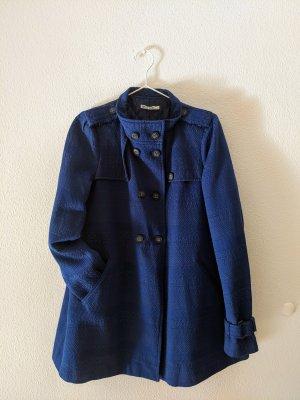 Stradivarius Robe manteau bleu