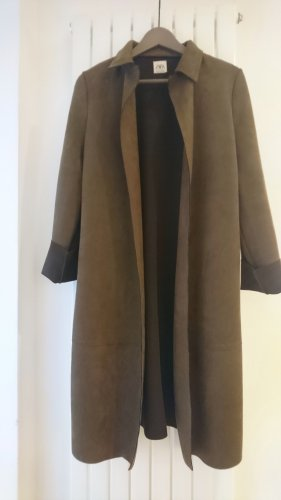 Zara Short Coat khaki