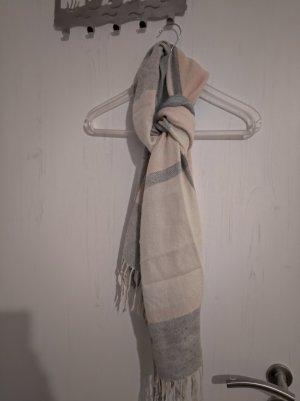 NoName Écharpe en laine multicolore