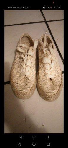 Reserved Wedge Sneaker oatmeal-beige